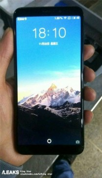 Meizu's Bezel-Less phone in works?